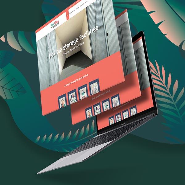 WILD agency website design and build