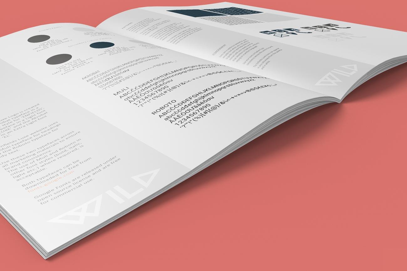 WILD Agency Brand Guide